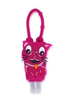 Pet Arabia Sanitizer Cat Character