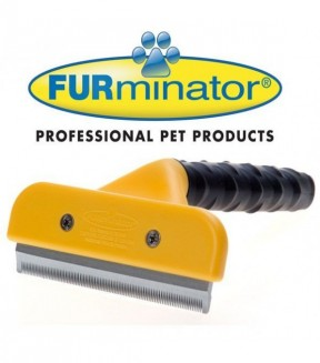 Furminator De-Shedding Tool  For Large Dog 4.0 inch