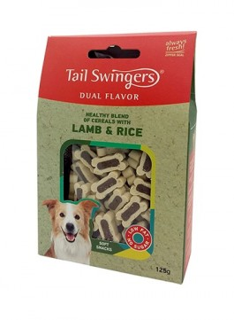 Pet Interest Tailswingers Dual Flavor Lamb and Rice