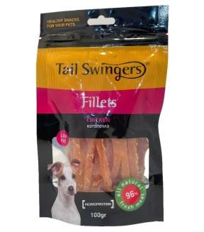 Pet Interest Tail Swingers Fillets - Soft Chicken Slices
