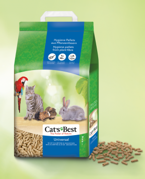 Cat's Best Ingenious Universal Bedding
