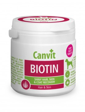 Canvit Biotin Hair & Skin Recovery for Dogs