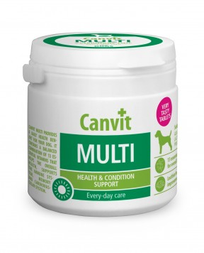 Canvit Multi Health & Condition Support for Every Day Care of Dogs