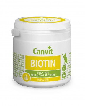 Canvit Biotin Hair & Skin Recovery for Cats