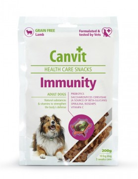 Canvit Health Care Snacks Immunity for Adult Dogs