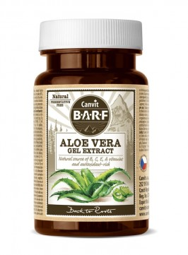Canvit B.A.R.F Aloe Vera Gel Extract Supplement