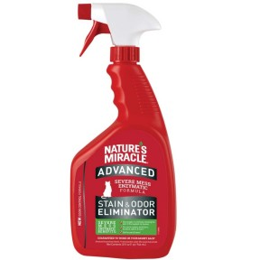 Nature's Miracle Advanced Stain & Odor Remover For Cats