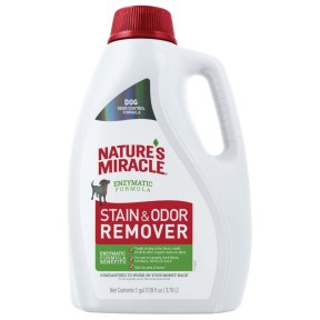 Nature's Miracle Stain & Odor Remover For Dogs