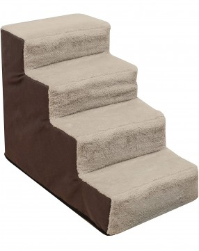 Cozy Pet Lightweight Pet Stairs for Dogs & Cats