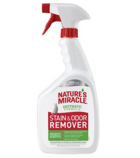Nature's Miracle Stain and Odor Remover For Cat