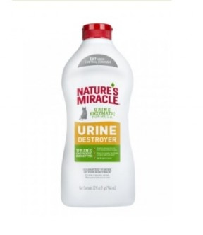 Nature's Miracle Urine Destroyer for Cat