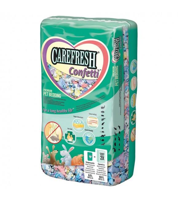 CareFresh Colored Premium Pet Bedding 10L
