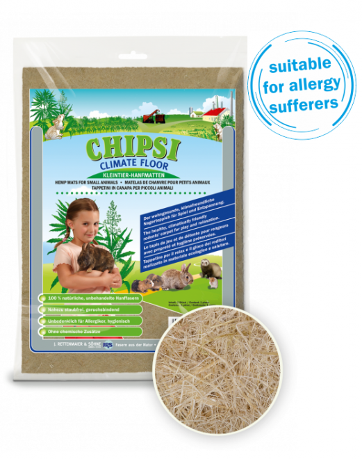 Chipsi Climate Floor Bedding for Small Animal