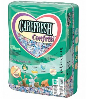 Carefresh Soft Pet Bedding Confetti 50L