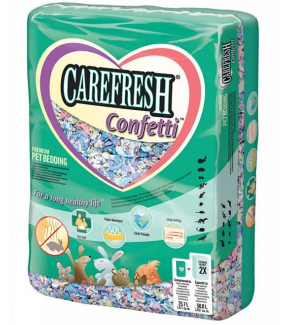 Carefresh Soft Pet Bedding Confetti 50L