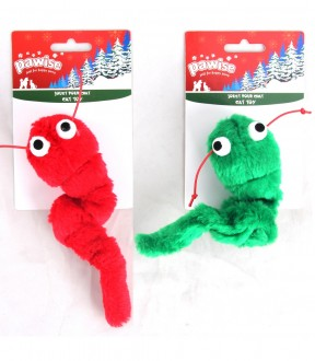 Pawise Christmas Shakey Cat Toy