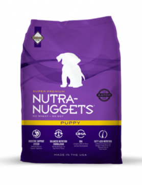 Nutra Nuggets Puppy Formula Dry Dog Food
