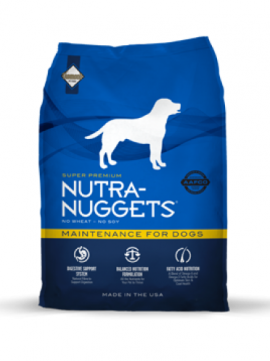 Nutra Nuggets Maintenance Formula Dry Dog Food