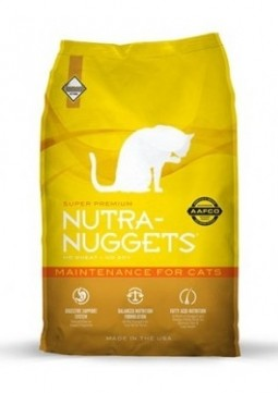 Nutra Nuggets Maintenance Cat Food