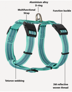 Dogness Water-proof Harness