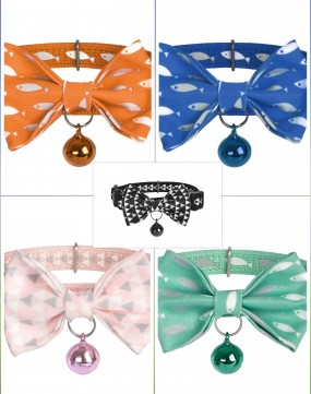 Dogness Reflective Cat Collar Series (2 pcs in pack)