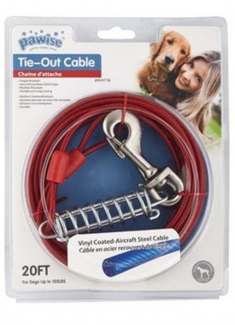 Pawise Heavy Duty Tie Out Cable