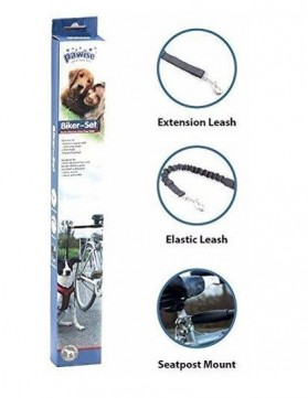 Pawise Hands Free Bike Set For Dog Exercises