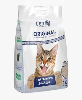 Purrify Original Clumping Cat litter