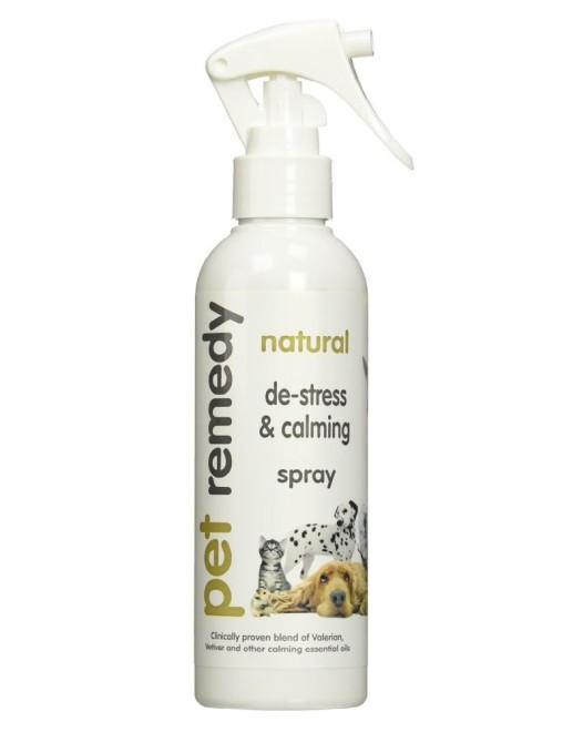 Pet Remedy Natural De-Stress & Calming Spray