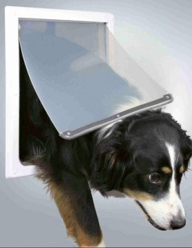 Trixie 2 Way Dog Flap Door (Medium - XLarge)